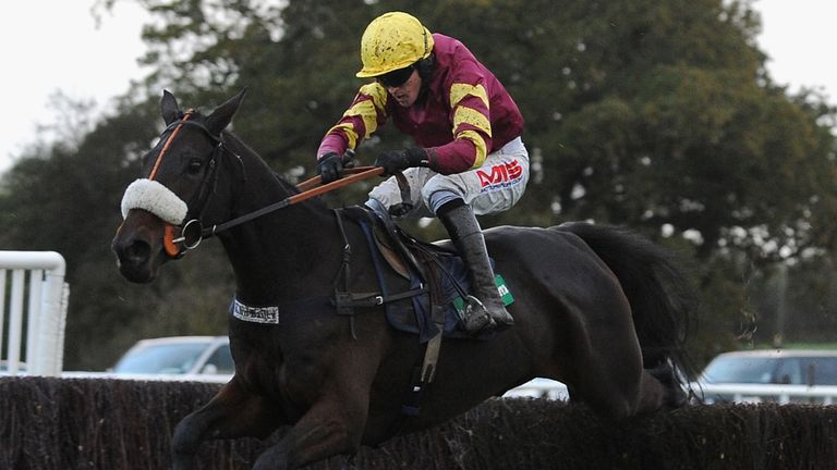 Harry Topper: Could run at Newbury