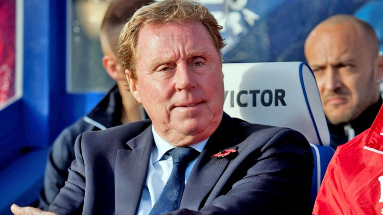 Harry Redknapp: Hoping to sign Livingston starlet Coll Donaldson