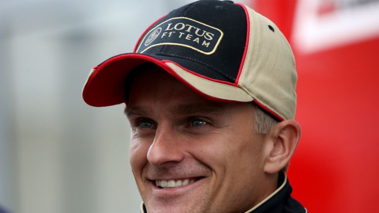 Heikki Kovalainen: Only found out he'd got the drive on Tuesday night
