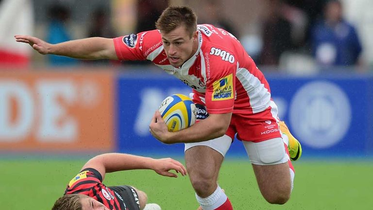 Henry Trinder: Earned call-up to train with England