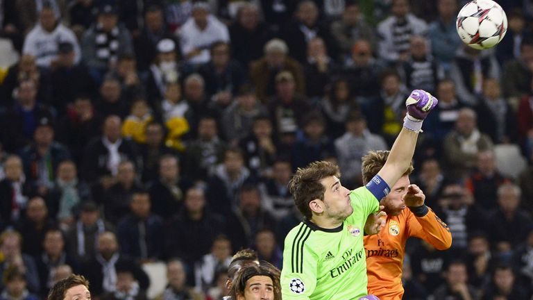 Iker Casillas: Boosted his claims for a regular starting spot with an inspired display against Juve
