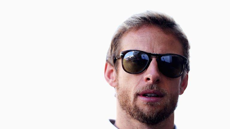 Jenson Button remains McLaren's experienced team leader