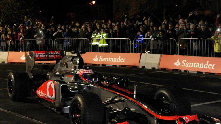 McLaren: No sponsor announcement on Friday