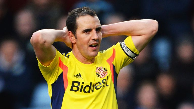 John O'Shea: Impressed by Gus Poyet's January transfer business