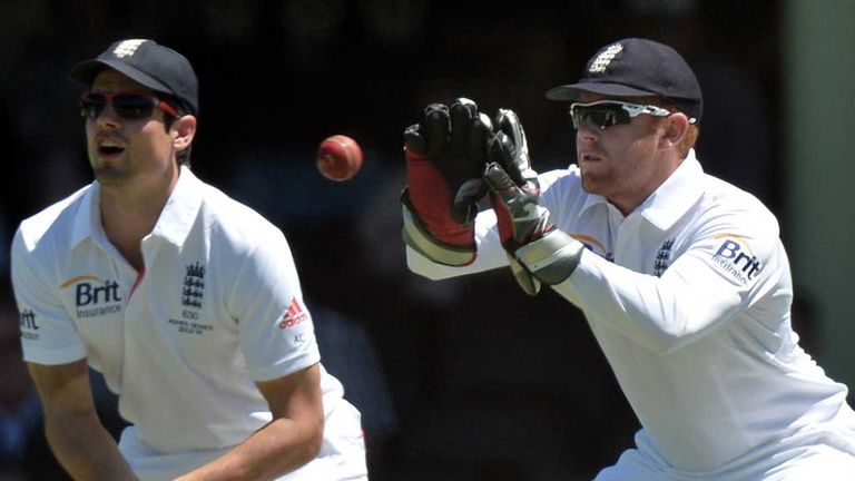 Jonny Bairstow: Filling in for Matt Prior in final Ashes warm-up match
