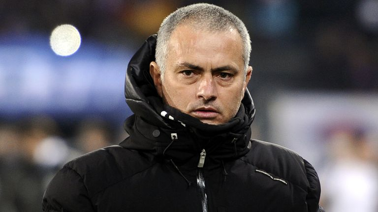 Jose Mourinho: Won't bring in a striker in January