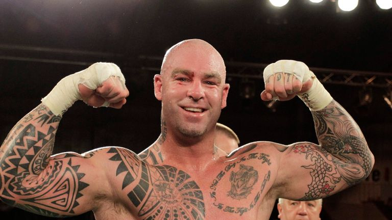 Browne holds an unbeaten record and has enjoyed past trips to Britain