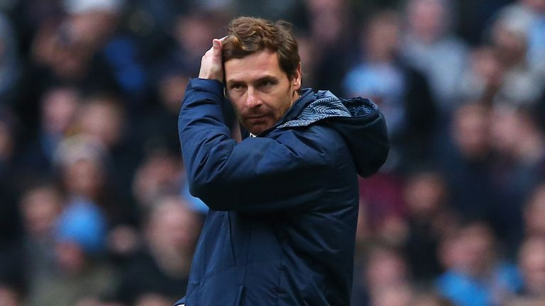 AVB: Can he inspire Spurs to a win over Man Utd this weekend?