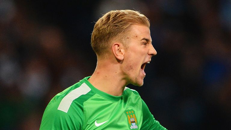 Hart: Not to blame for Plzen goals, says Schmeichel