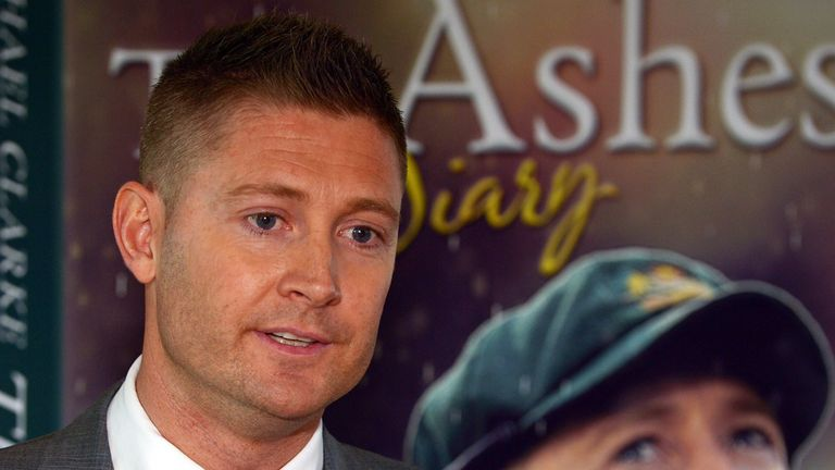 Michael Clarke is excited about the Australia team