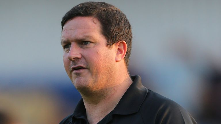Paul Cox: Impressive CV at Mansfield