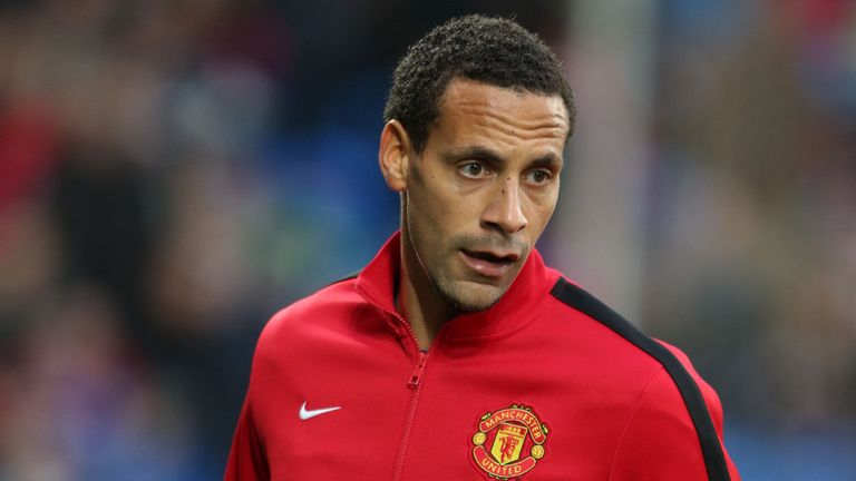 Rio Ferdinand: Has enjoyed successful 12-year stay with Manchester United