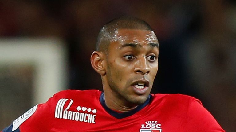 Ronnie Rodelin: Hit the winner for Lille