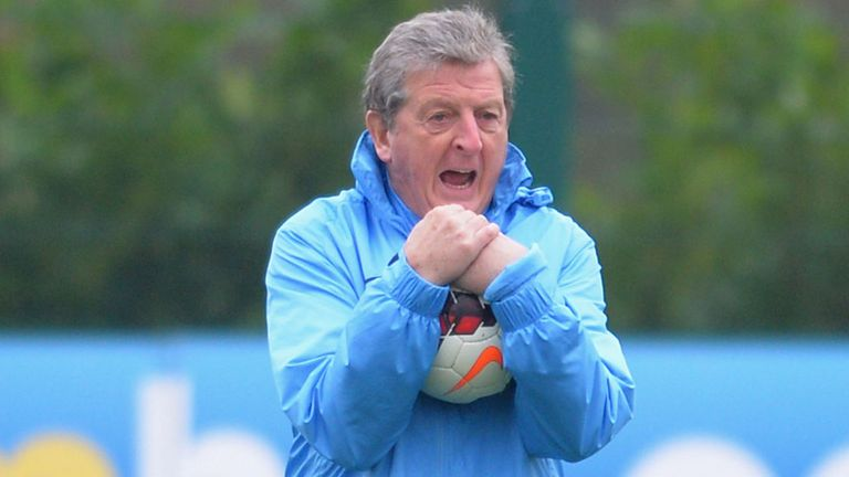 Roy Hodgson: Keeping faith with his new defence