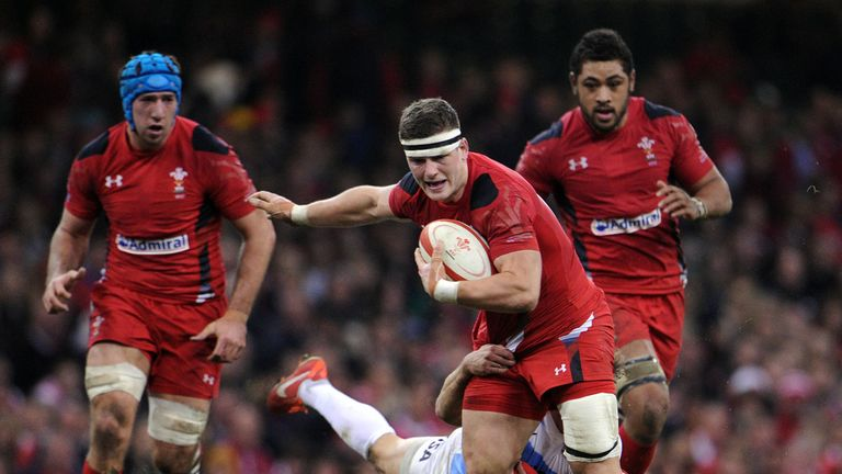 Scott Williams: Picked up a minor foot injury in win over Argentina