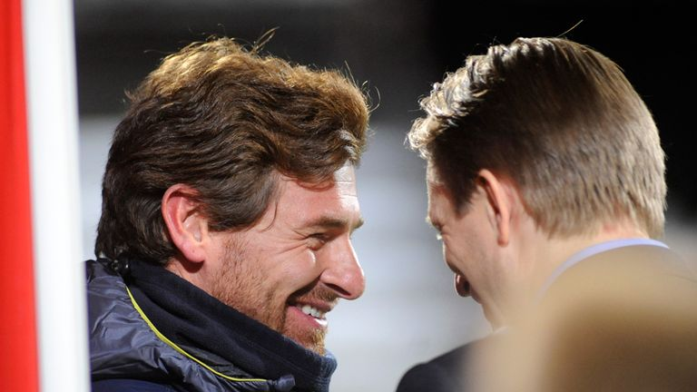 Andre Villas-Boas: Pleased with Spurs' victory over Tromso