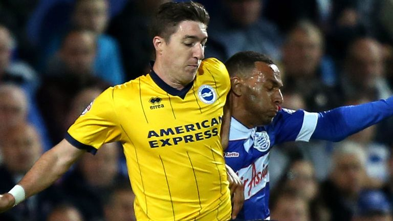 Stephen Ward: Not thinking about his future yet but enjoying loan spell at Brighton
