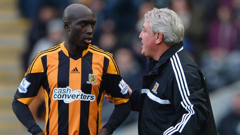 Yannick Sagbo: Praised by Steve Bruce following strong start to season
