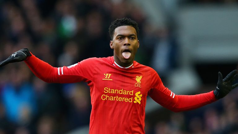 Daniel Sturridge: Looking to hit domestic and international targets