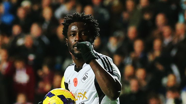 Wilfried Bony: Swansea striker backed to push on