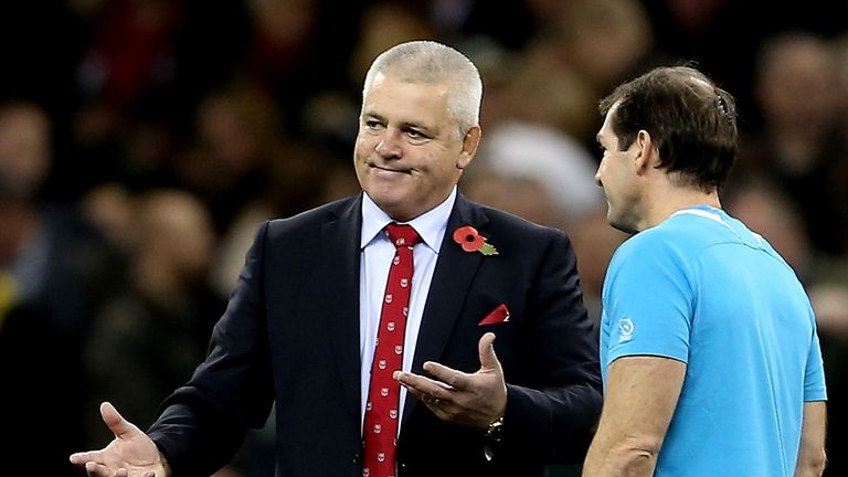 Warren Gatland: Concerned by amount of Wales players moving abroad