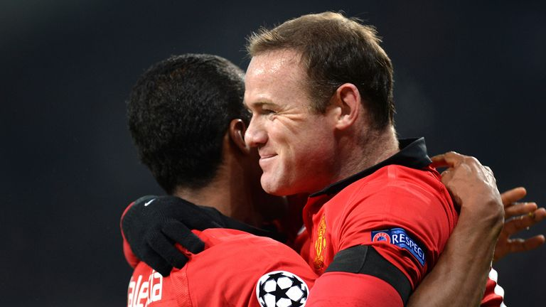 Wayne Rooney: Setting his sights on another Premier League title