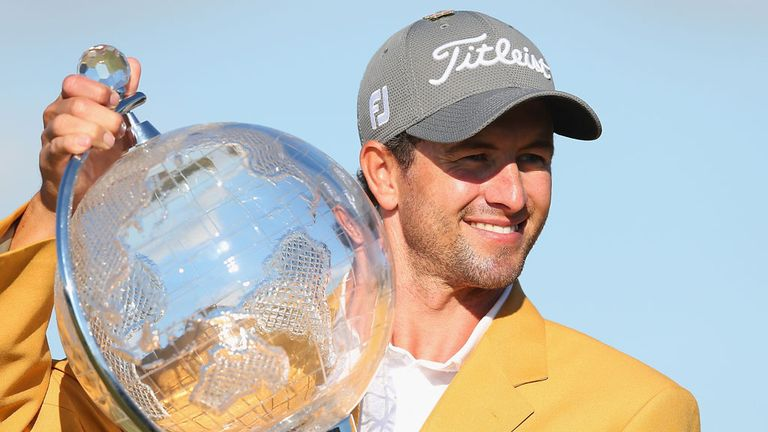 Adam Scott: Added the Masters title to the Australia PGA he won last week