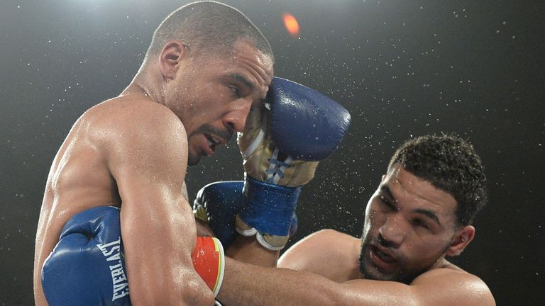 Andre Ward: Overcame spoiling tactics to beat Edwin Rodriguez