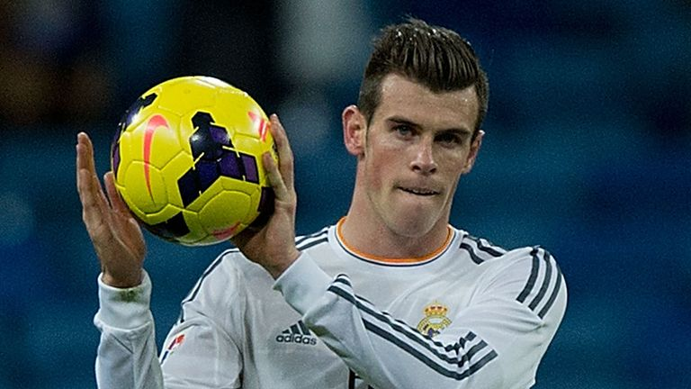 Gareth Bale: Could face Villarreal this weekend