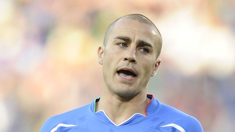 Fabio Cannavaro: Spent three seasons with Real Madrid