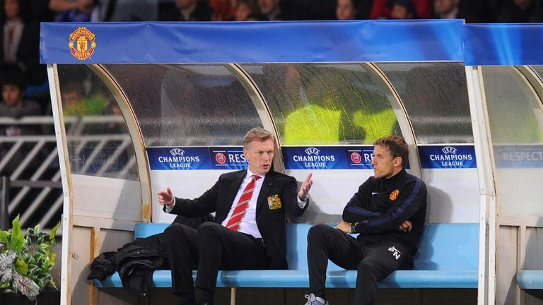 David Moyes: Content enough post-match but this was an opportunity missed
