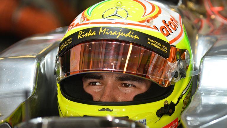 Sergio Perez: McLaren future under intense scrutiny