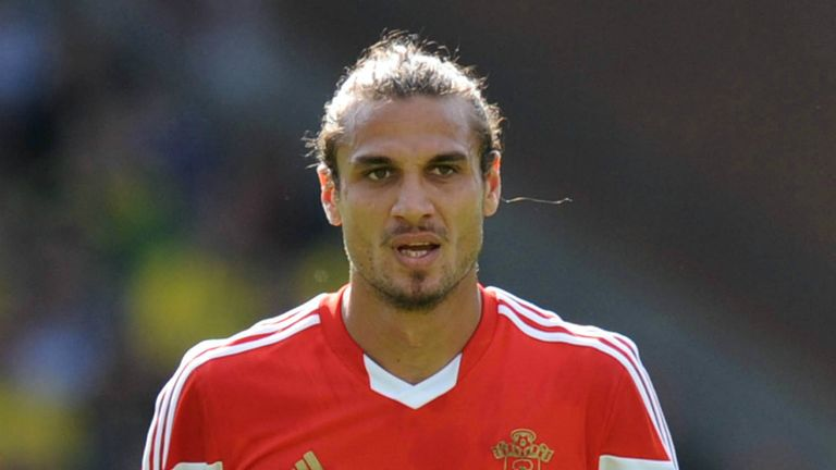 Dani Osvaldo: Admits he stuggled to adapt to life in England