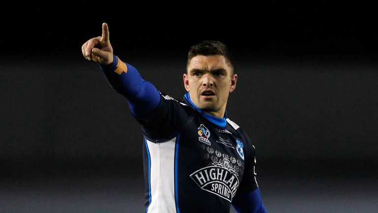 Danny Brough: Relishing chance to tackle the best