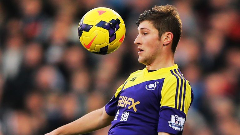 Ben Davies: Swansea defender targets win against West Brom