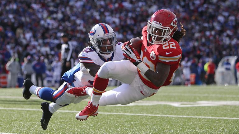 Dexter McCluster: Flying for the cause of Kansas City