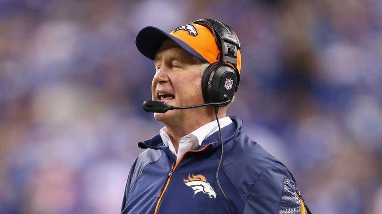 John Fox: 28 days after heart surgery, Denver coach is back at work