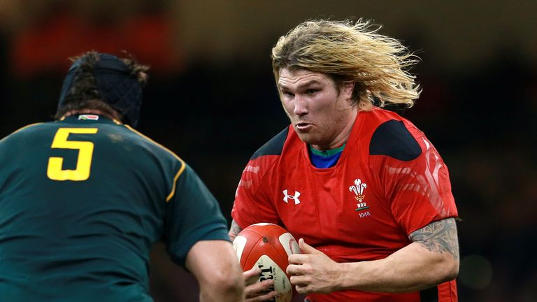 Richard Hibbard: Calls for a Lions-style effort against the Wallabies