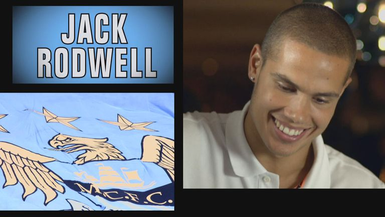 Jack Rodwell: picked his #One2Eleven on the Fantasy Football Club.