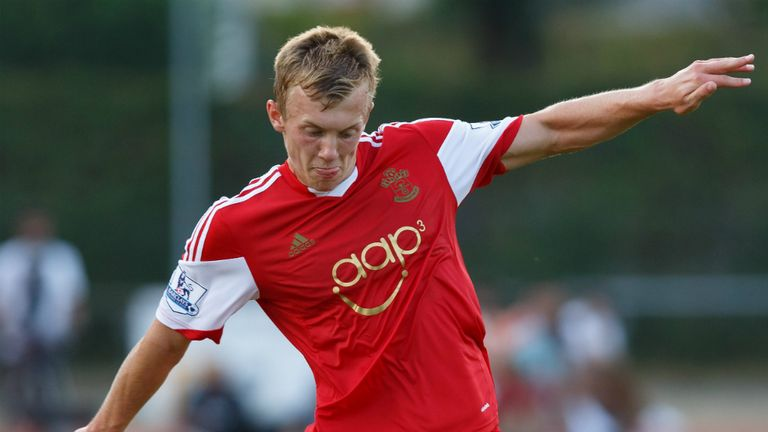 James Ward-Prowse: Confident Southampton can finish in the top six