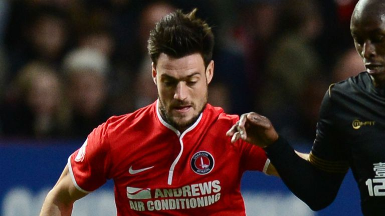 Johnnie Jackson: Determined to land himself a new deal at Charlton