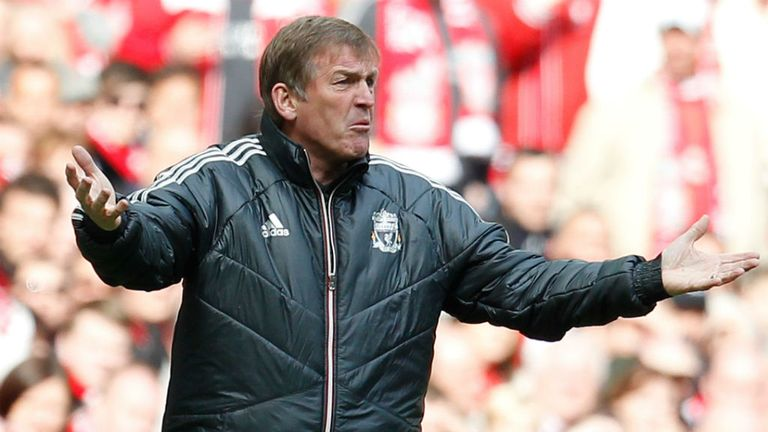 Kenny Dalglish: Hoping to see Liverpool hit the January sales