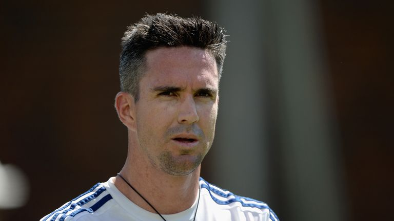 Kevin Pietersen: Will remember his friend Jon Cole Edwards