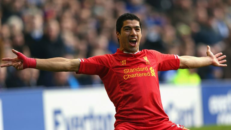 Luis Saurez: Scored four fantastic goals for Liverpool in midweek