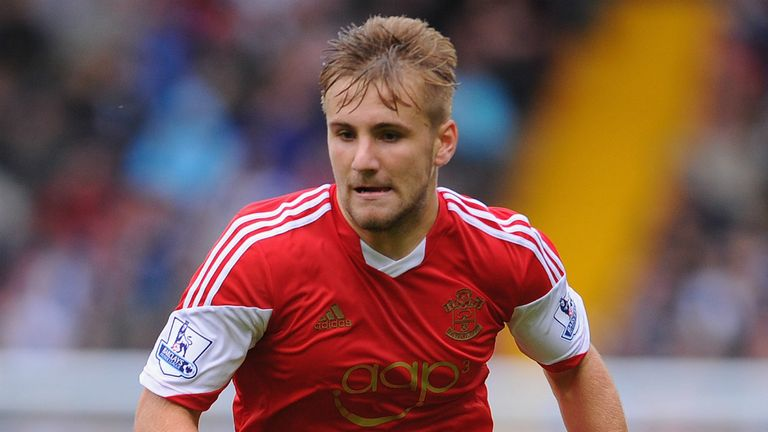 Luke Shaw: Expects Southampton to push for a place at the Premier League summit
