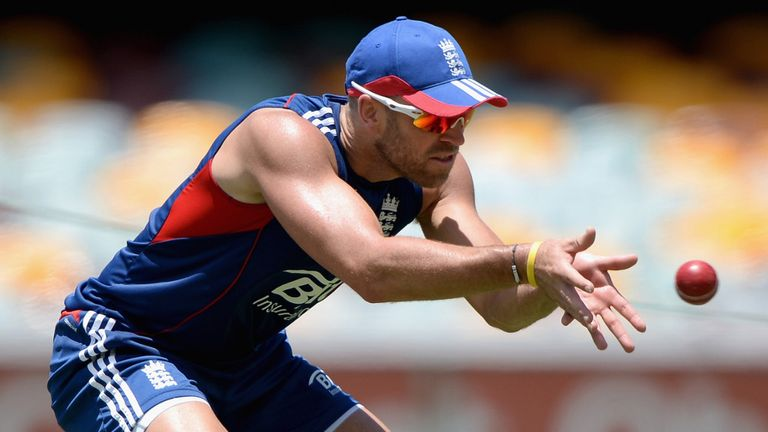 Matt Prior: Still on course for the Gabba