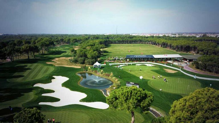 The Montgomerie Maxx Royal