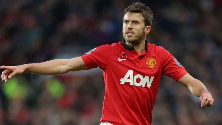 Michael Carrick: Five Premier League titles
