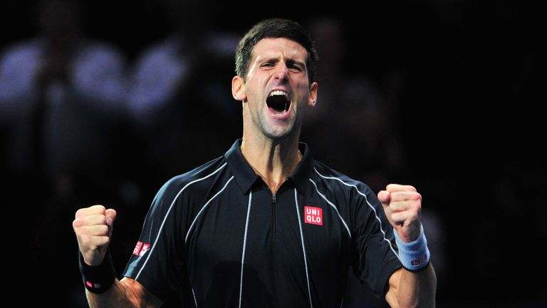 Novak Djokovic: determination hailed by Croft
