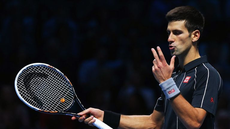 Novak Djokovic: On his way back to world number one